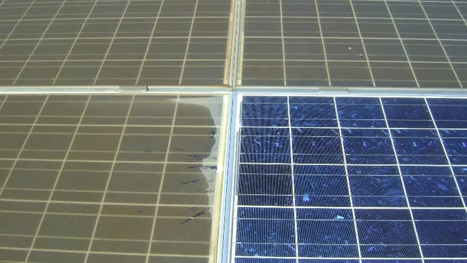 Lavaggio impianto fotovoltaico: è importante